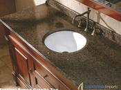 Mediterranean Bathroom Design, Topless Vanities, Toilet Works When Flush-It's Weekly Round