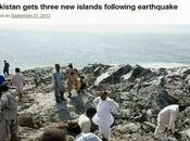 Pakistan Earthquake Created Islands Rising From Three (Video)
