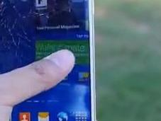 Drop Test: Samsung Galaxy Note Tougher Than Looks
