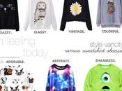 Obsession: Romwe Sweatshirts
