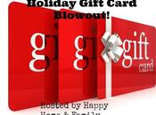 FREE Blogger Sign Holiday $500 Gift Card Blowout