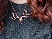 Chunky Knits Rose Gold