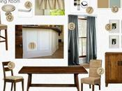 E-Design: NDJ's Dining Room Kitchen
