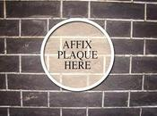 Missing Plaques London Town No.3