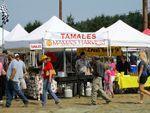 Images from Farmer's Market Chimacum, Washington