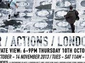 Actions Exhibition London