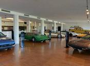 Take Tour Lamborghini Museum with Google Street View