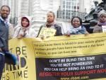 Egypt: Salma Tarzi Tahrir Square Forefront