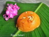 Rawa Kesari Recipe South Indian Dessert