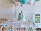 Teddy Bear Themed Birthday Party Peace Cake