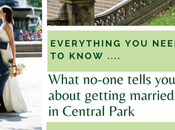 What Need Know About Getting Married Central Park
