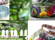 Chasing Whimsies: Resin Jewelry Modern Flower Child