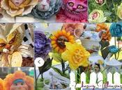 Chasing Whimsies: Talking Flowers SutherlandDollArt