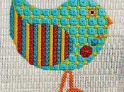 Fancy Birds Stitches!!