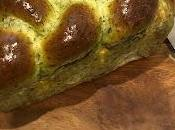 Spinach Challah