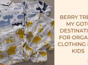 Berrytree Goto Destination Organic Clothing Kids