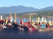 First Nation Dodges Tankers Protesting Kinder Morgan Pipeline