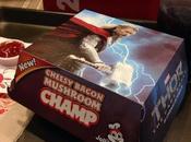 Jollibee: Cheesy Bacon Mushroom Champ