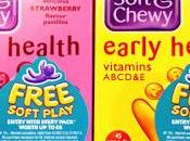 Free Soft Play with Bassetts Chewy Vitamins