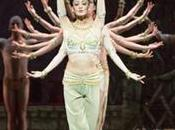 Review: Bayadère Temple Dancer (Joffrey Balley)