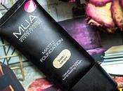 Makeup Academy Matte Foundation