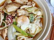 Dashi Soup Udon Japan