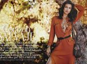 Irina Shayk Vogue Spain November 2013