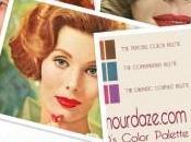 1950′s Fashion Look According Helena Rubinstein