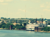 River: Evansville, Indiana