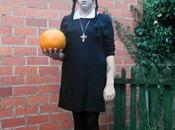 Wednesday Addams Halloween Outfit