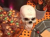 Halloween Celebration Play Date Fun: Bark, Spooky S'mores Poison Punch {Recipes}