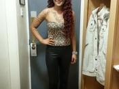 Last Minute Halloween Costume Idea Leopard