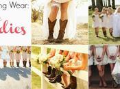 Wedding Scoop: What Ladies Wearing