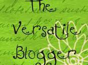 Versatile Blogger? Seven Things About