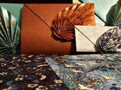 Origami Leaf Card