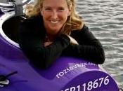 Ocean Rowing: Nears Finish Line