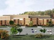 Architectural Rendering, South Gibson School Tennessee