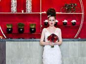 Brooklands Bridal Shoot Part {Modern Glamour}