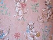Home Improvements: Vintage Wallpaper