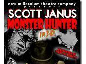 Review: Scott Janus: Monster Hunter! (New Millennium Theatre)
