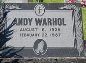 Andy Warhol Chronology