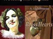 Tour: Guest Post Aurora Lightbourne, Author Brasshearts