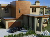 Inspirational House Architectural Rendering
