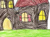 Draw Haunted House