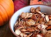 Maple Cinnamon Roasted Pumpkin Seeds (Dairy, Gluten/Grain Refined Sugar Free)