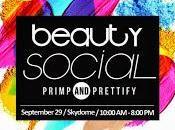 Beauty Social Event