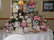 Vintage Themed Wedding Choc Rock Lolly Buffet