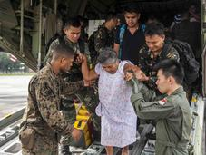 Philippines Typhoon Catastrophe