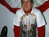 World Series Trophy's Coming York