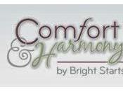 Comfort Harmony Bright Starts Portable Swing Girafaloo Review